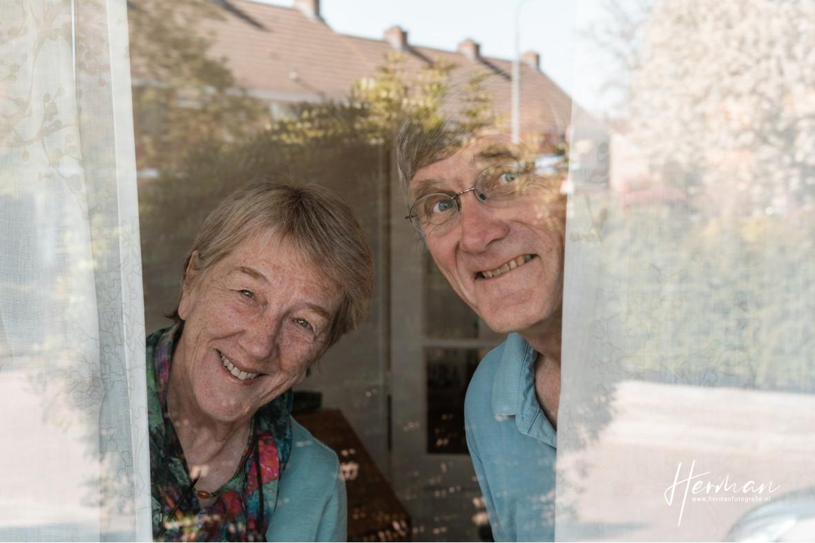In Dordrecht gratis op de foto - 11 Apr - Glashelder Herman - 3