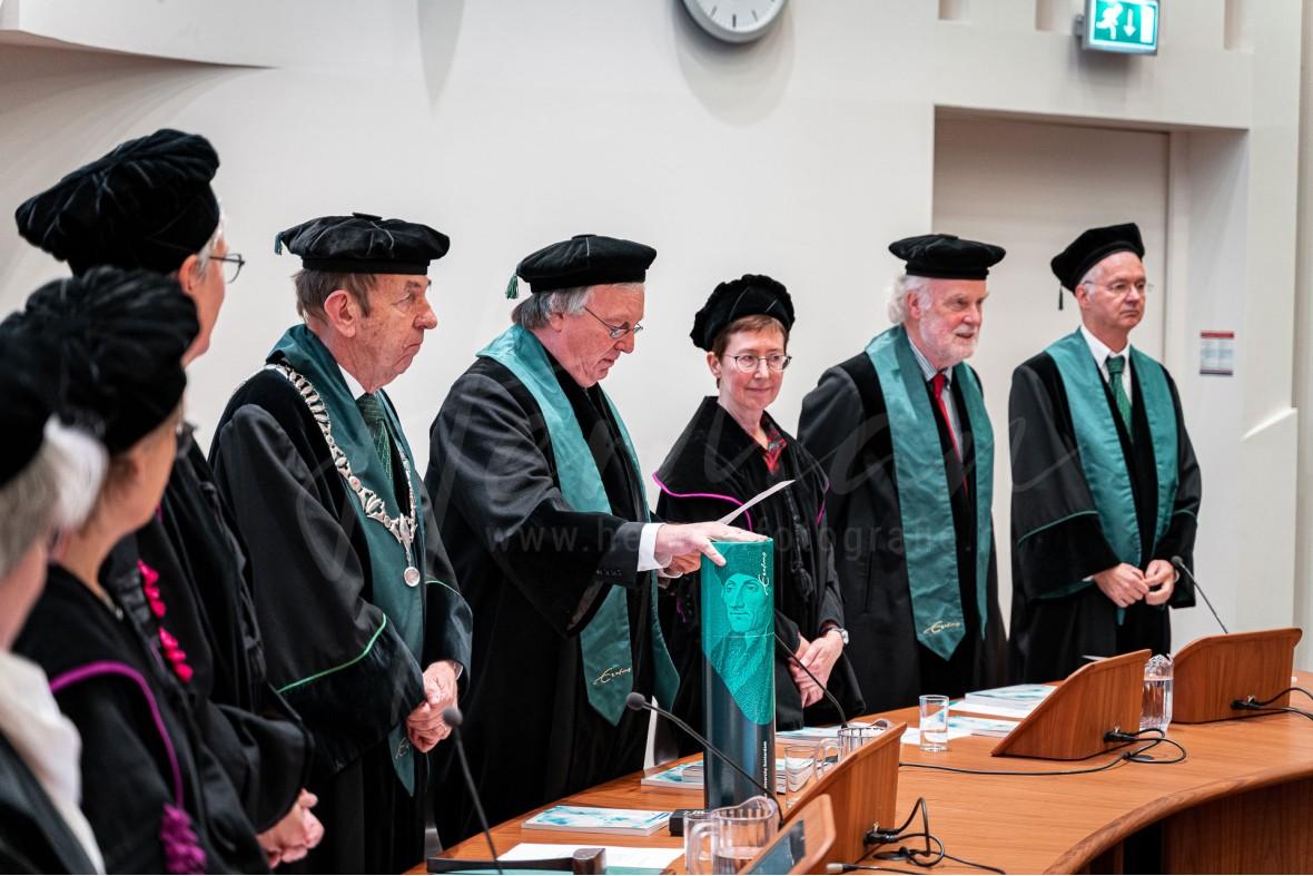Promotie fotograaf Rotterdam - PhD Erasmus Universiteit - Doctoraat - Herman Fotografie