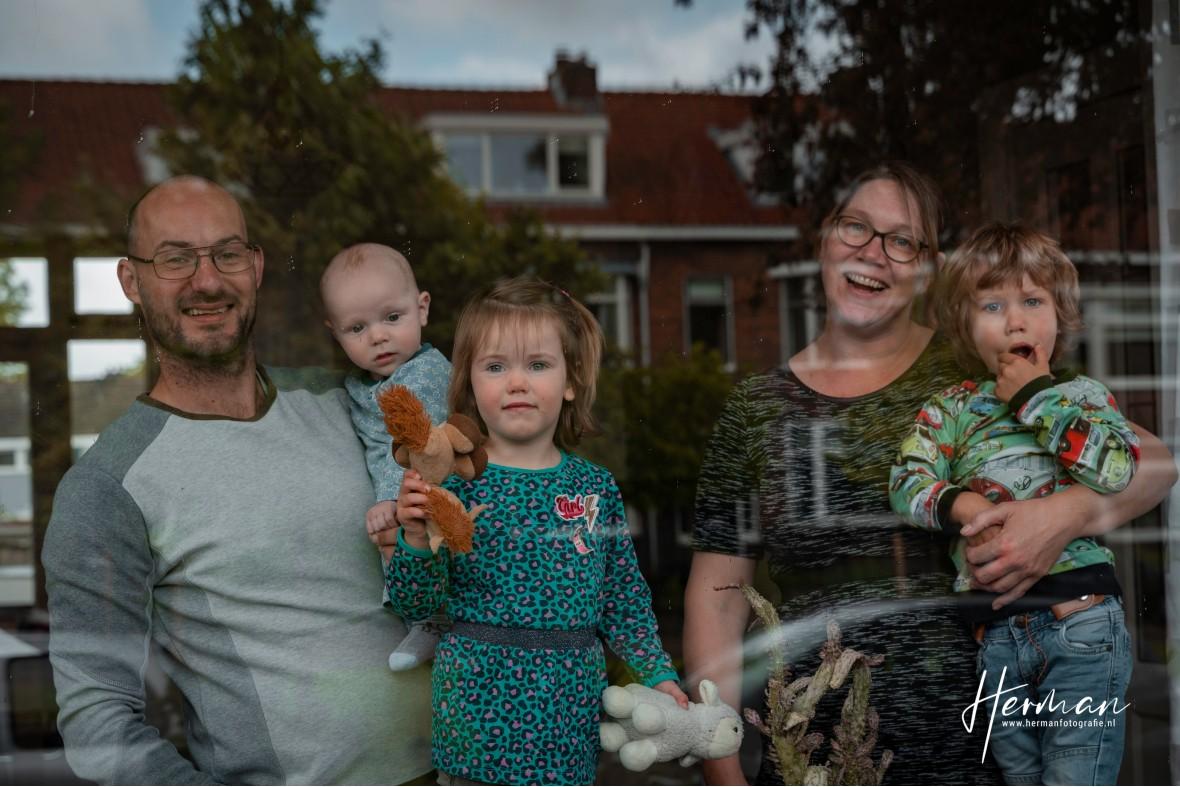 In Dordrecht gratis op de foto - 1 May - Glashelder Herman - 1