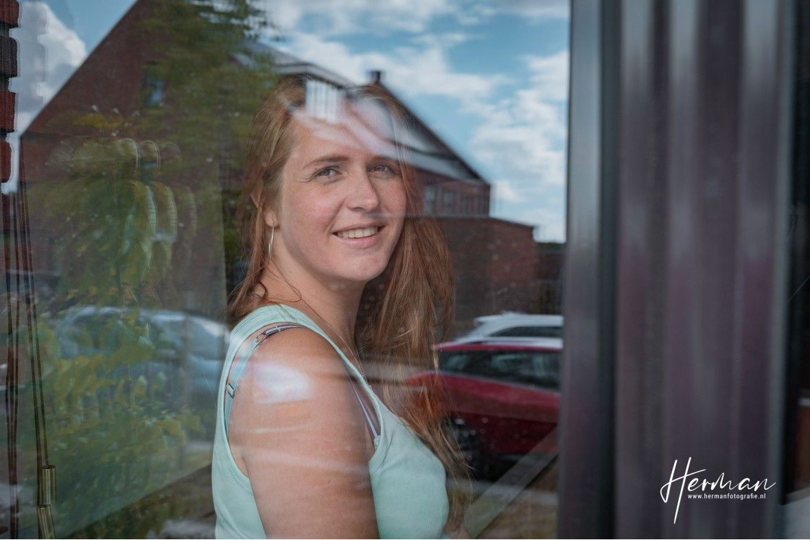 In Dordrecht gratis op de foto - 30 Apr - Glashelder Herman - 2