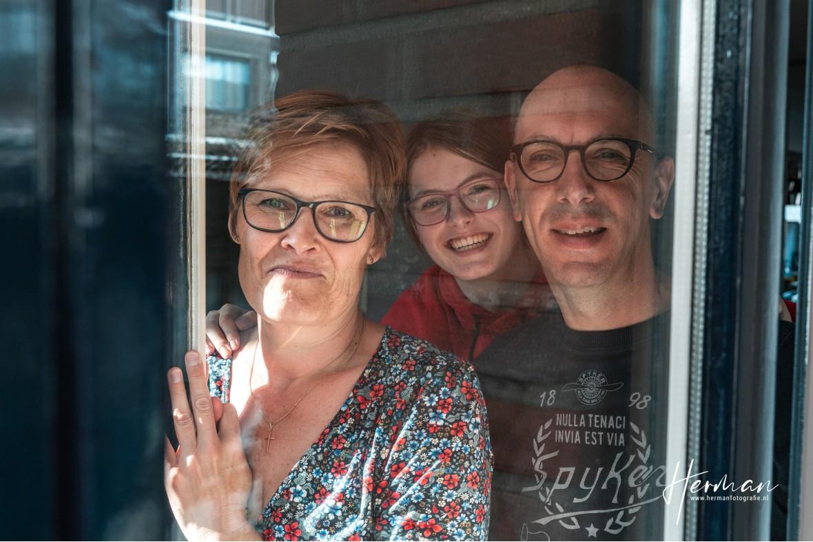In Dordrecht gratis op de foto - 17 Apr - Glashelder Herman 2