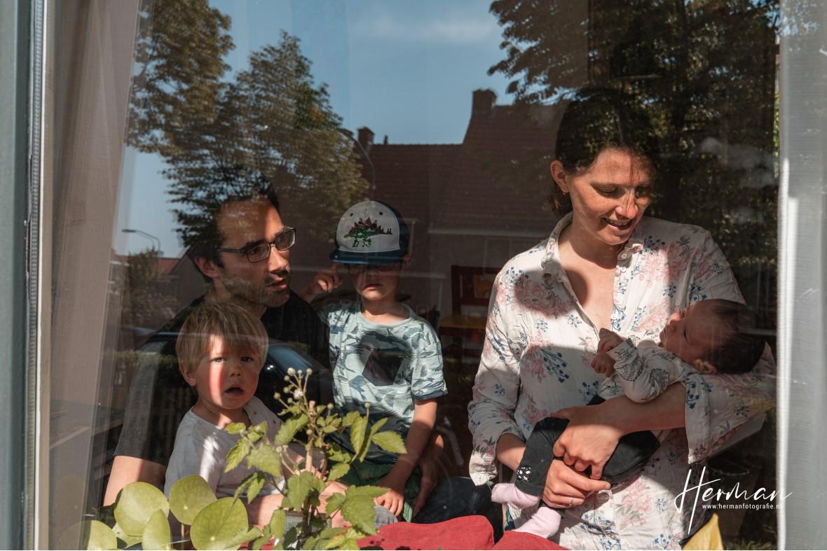In Dordrecht gratis op de foto - 23 Apr - Glashelder Herman - 5