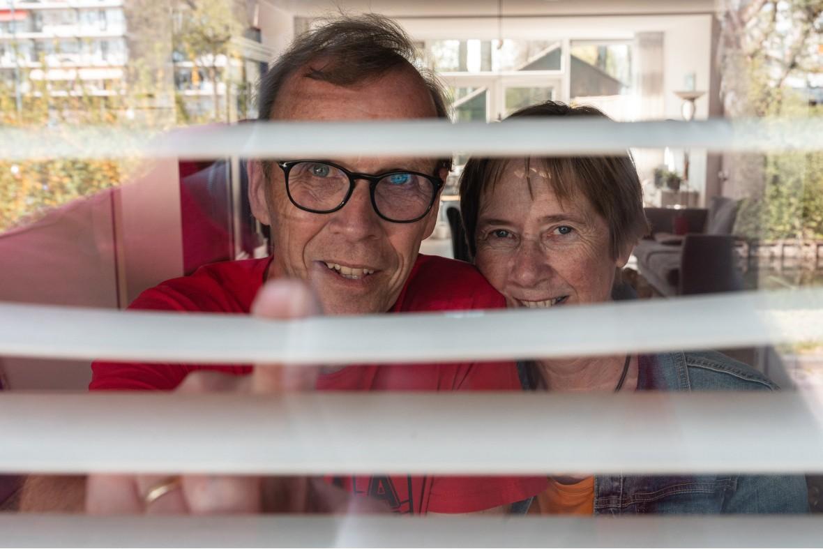In Dordrecht gratis op de foto - 09 Apr - Glashelder Herman - 4