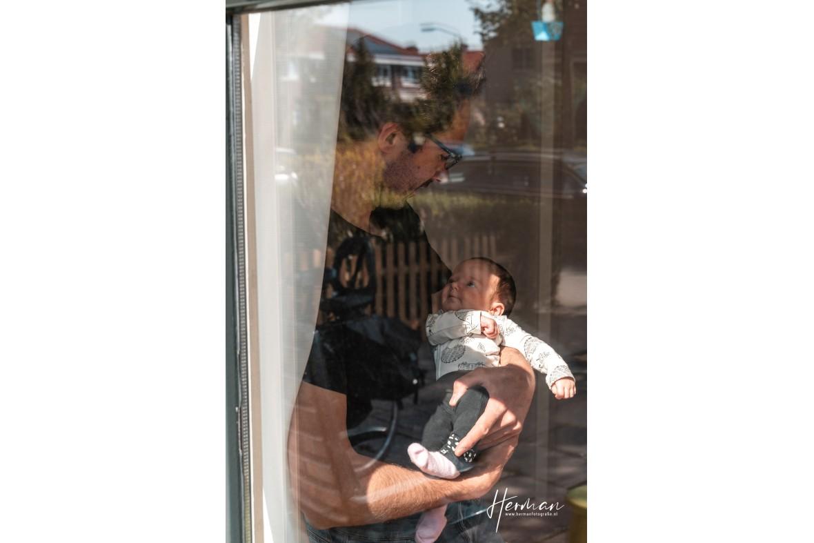 In Dordrecht gratis op de foto - 23 Apr - Glashelder Herman - 1