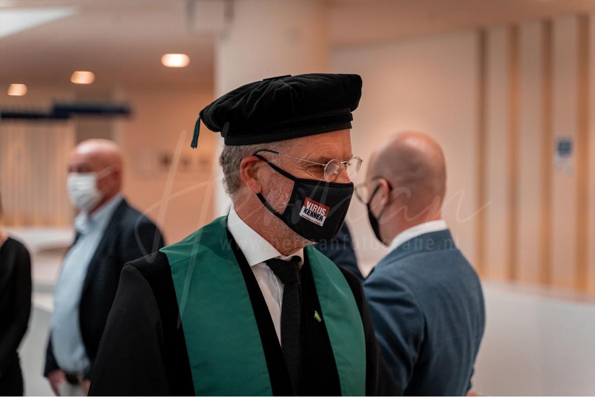 Promotie fotograaf - PhD Erasmus Universiteit Rotterdam - Herman Fotografie