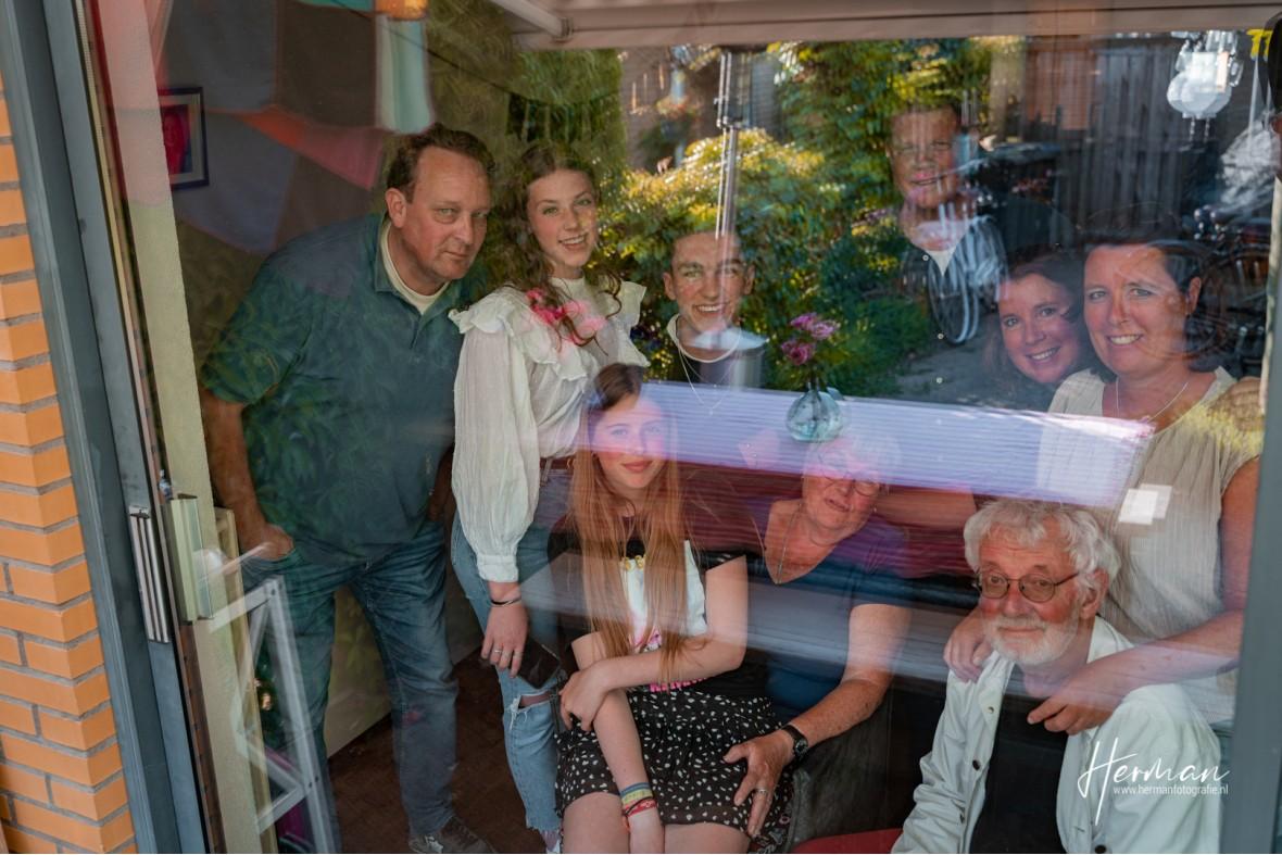 In Dordrecht gratis op de foto - 17 May - Glashelder Herman - 2